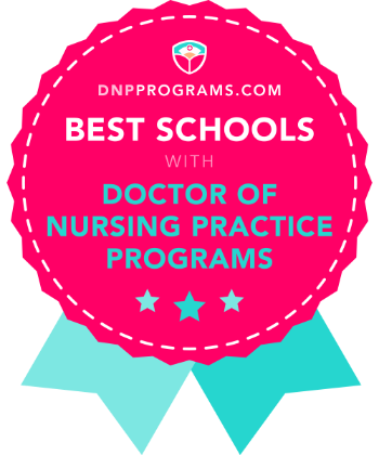 Award for the Best Schools with DNP Programs
