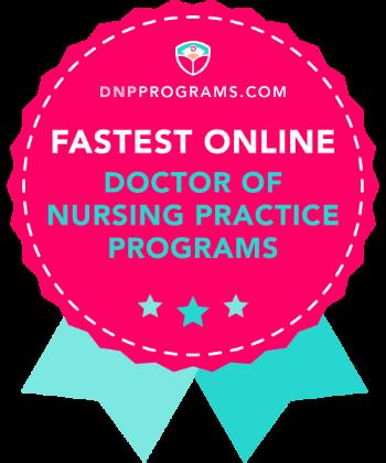 Award for the Fastest Online DNP Programs
